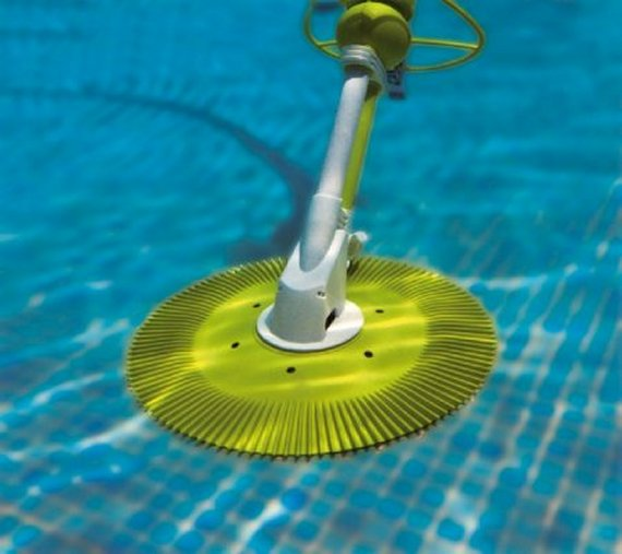 DERBY-VAC�Derby Automatic Above Ground Pool Vacuum Cleaner