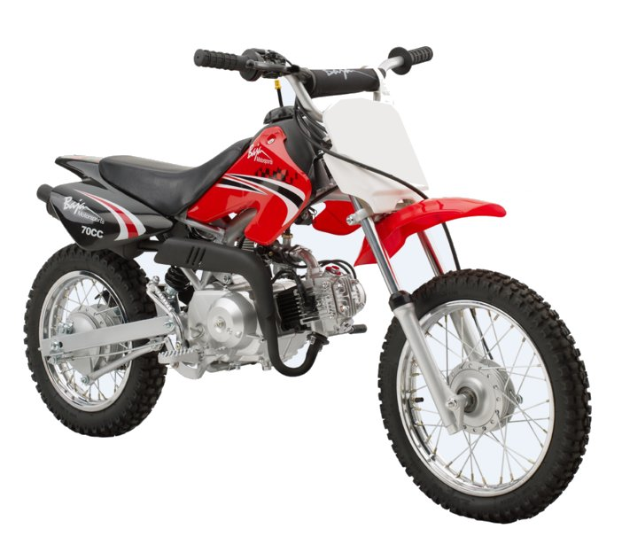 DR70�Baja DR70 72CC Gas Dirt Bike