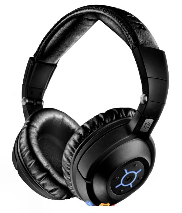 MM550-RB�Sennheiser MM 550 Travel Bluetooth Wireless MP3/iPod Headphones (Refurbished)