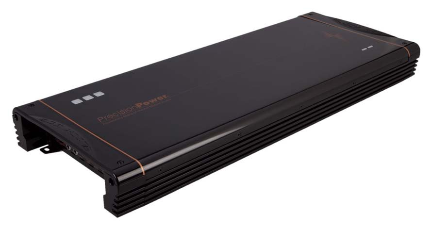BK800.4�Precision Power Black Ice Ppi BK800.4 800W 4 Channel Amplifier