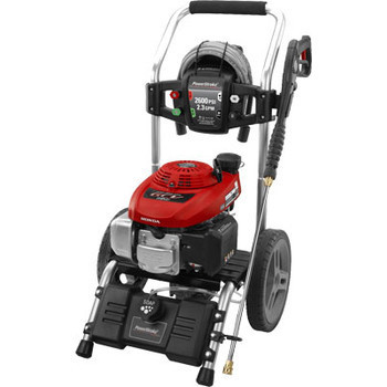 PS262311�PowerStroke Honda Gas 2600 Psi Power Pressure Washer