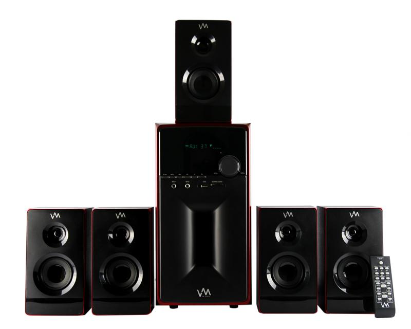 VM-EXMS581VM Audio 5.1 Multi Media Surround Sound System | EXMS581