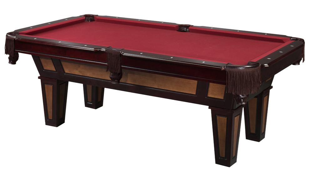 "64-0126�FatCat Reno II Billiards/Pool Table with 1"" Accuslate� Surface 