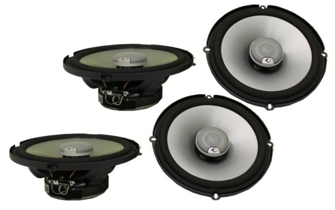REF6032SI�Infinity Ref 6032SI 6.5-Inch 300W 2 Way Speakers (Pair)