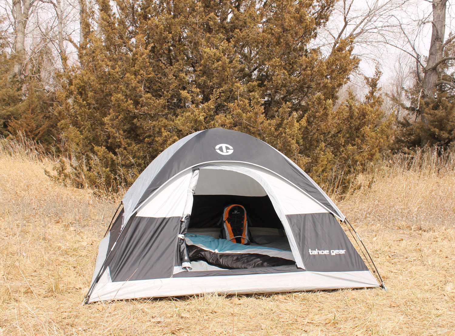 TGT-7742Tahoe Gear Powell 3-Person Tent
