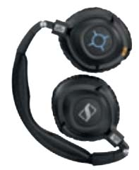 PXC360BT�Sennheiser Pxc 360 BT Compact Noise-Canceling Travel Headphones with Bluetooth