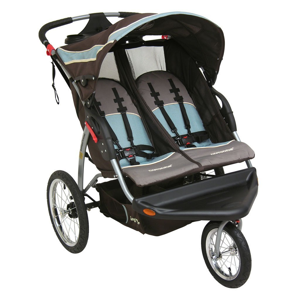 DJ96045�Baby Trend Expedition Double Jogging Swivel Stroller