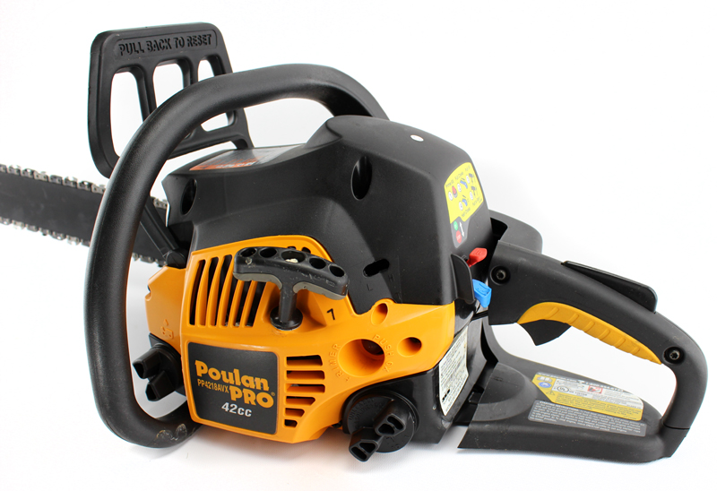 "PP4218AVX-RB�Poulan Pro 18"" 42cc Gas Chainsaw (Refurbished) 