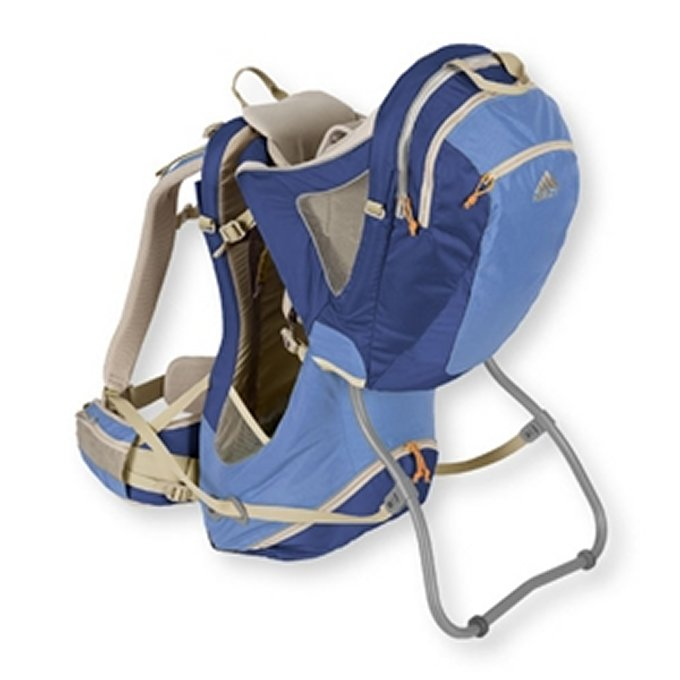 FC20-BLUE�KELTY FC 2.0 Blue Framed Child Carrier Backpack