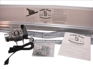 LR5-ID4-US-KIT�Light Rail 5.0 Commercial Drive Grow Light Mover Kit | 4 RPM Motor