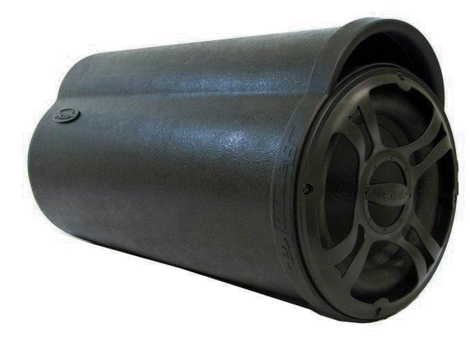 BTA6100�Bazooka BTA6100 6.5-Inch Amplified Subwoofer Tube