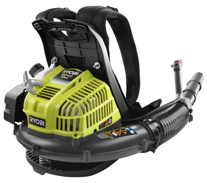 Ryobi RY08420 42cc Gas Powered Backpack Leaf Blower