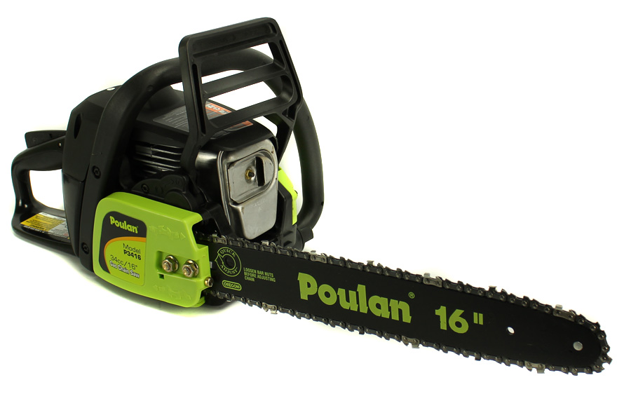 "P3416-ARC-RB�Poulan PP3416 16"" 34cc Gas Chainsaw (Refurbished)"