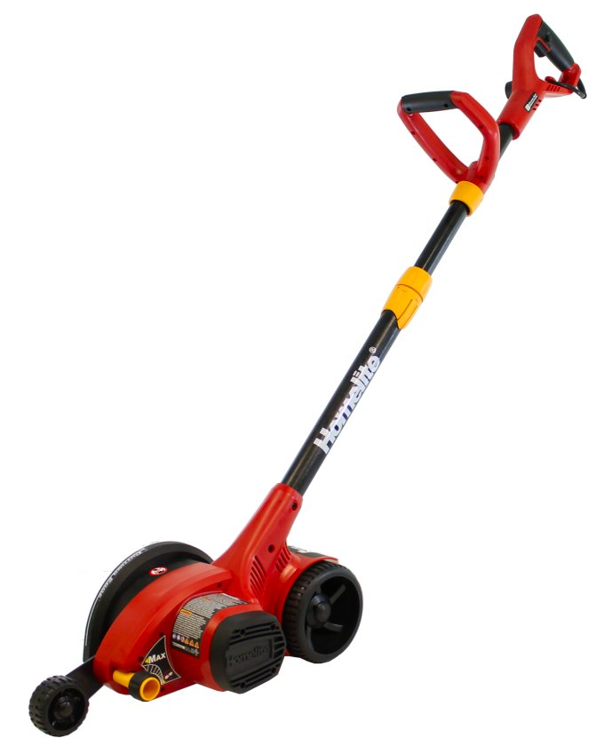 HL-UT45100-NEW�Homelite UT45100 8-Inch 12-Amp 2-In-1 Electric Lawn Edger & Trencher