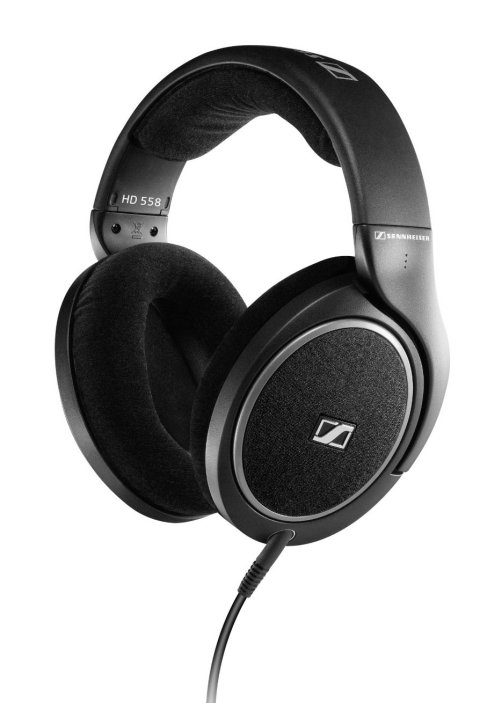 Sennheiser HD 558 Audiophile Headphones