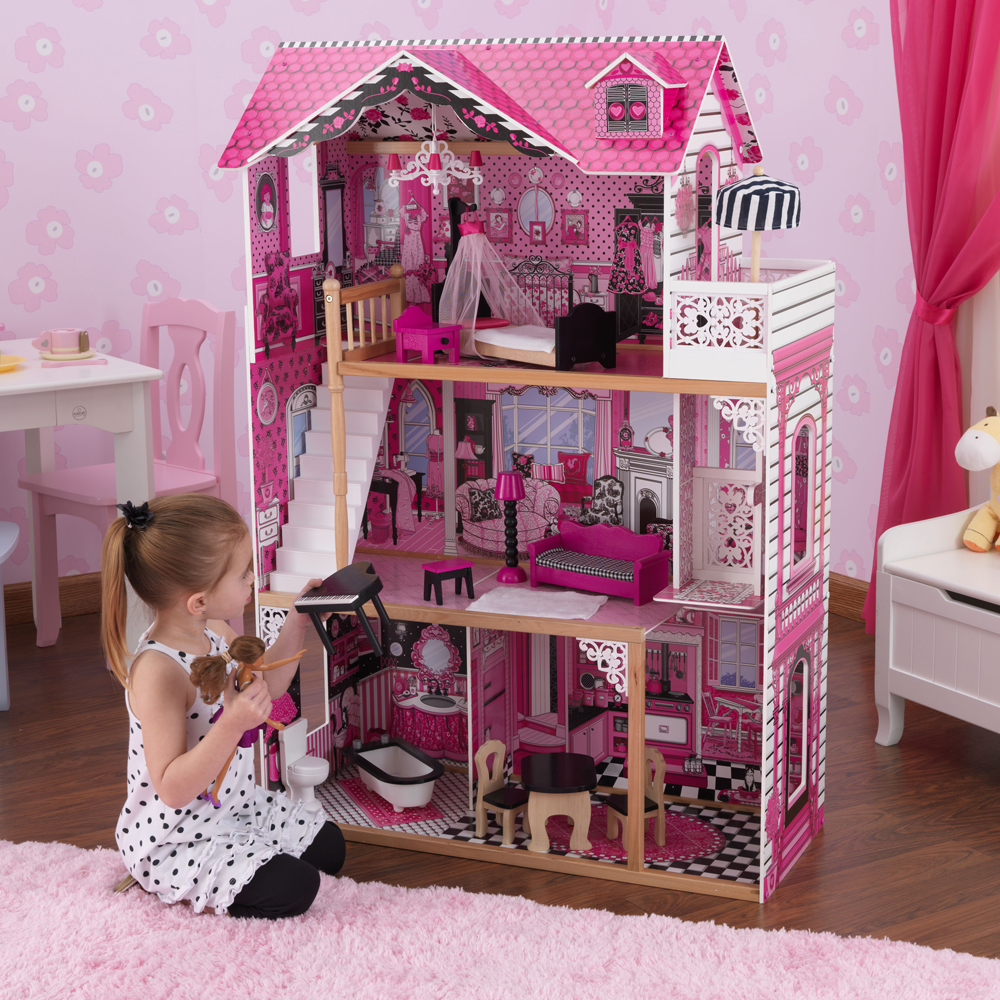 KidKraft Amelia Dollhouse w/ Furniture | 65093