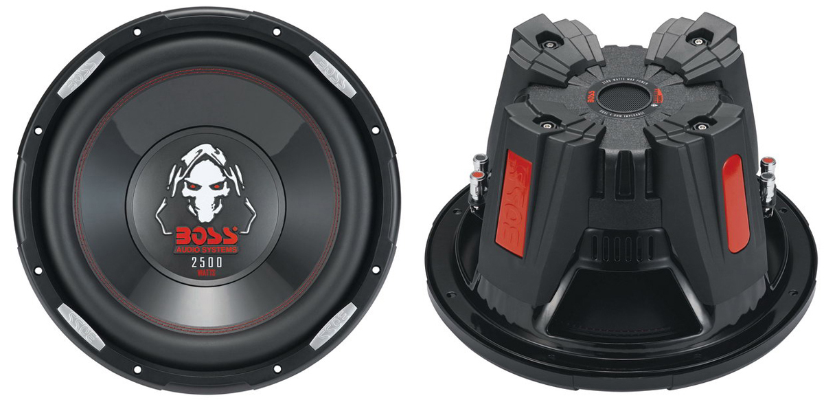P156DVC�Boss Audio P156DVC 15-Inch 5000W Subwoofers (Pair)