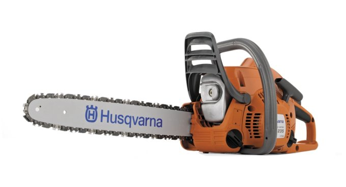 235E-NEW-SAW�Husqvarna 235E 14-Inch 34cc 2-Stroke Gas Powered Chain Saw