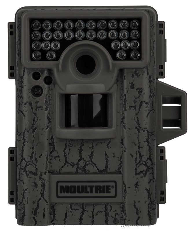 Moultrie M-880 Game Spy Low-Glow Infrared Digital Mini Trail Camera (8 MP)