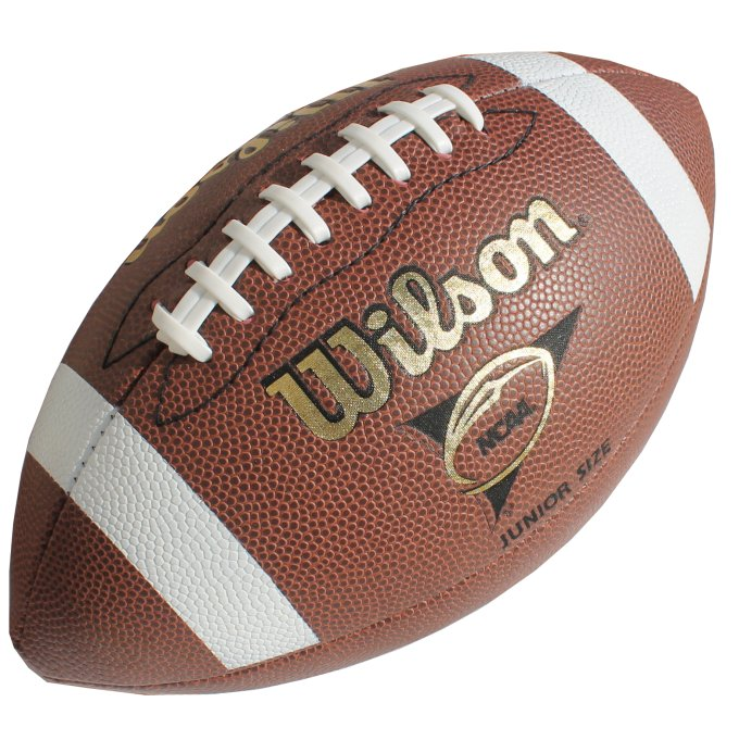 WTF1663B�Wilson WTF1663B Ncaa American Football Junior Size Ball