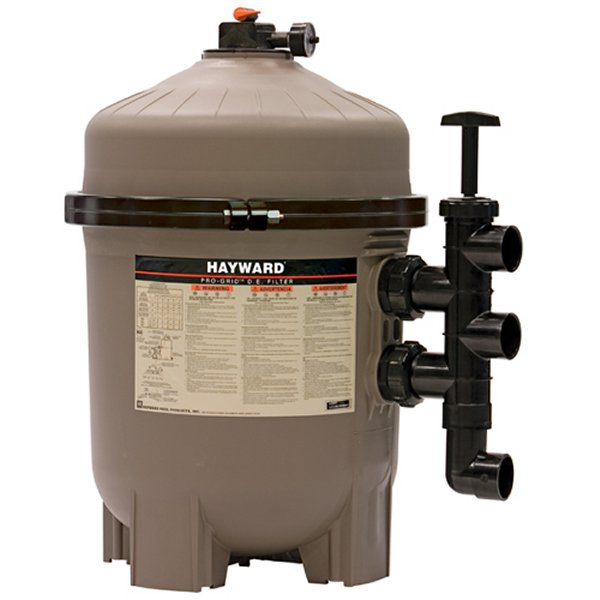Hayward De4820 Pro Grid Inground Pool Filter 48 Sq Ft