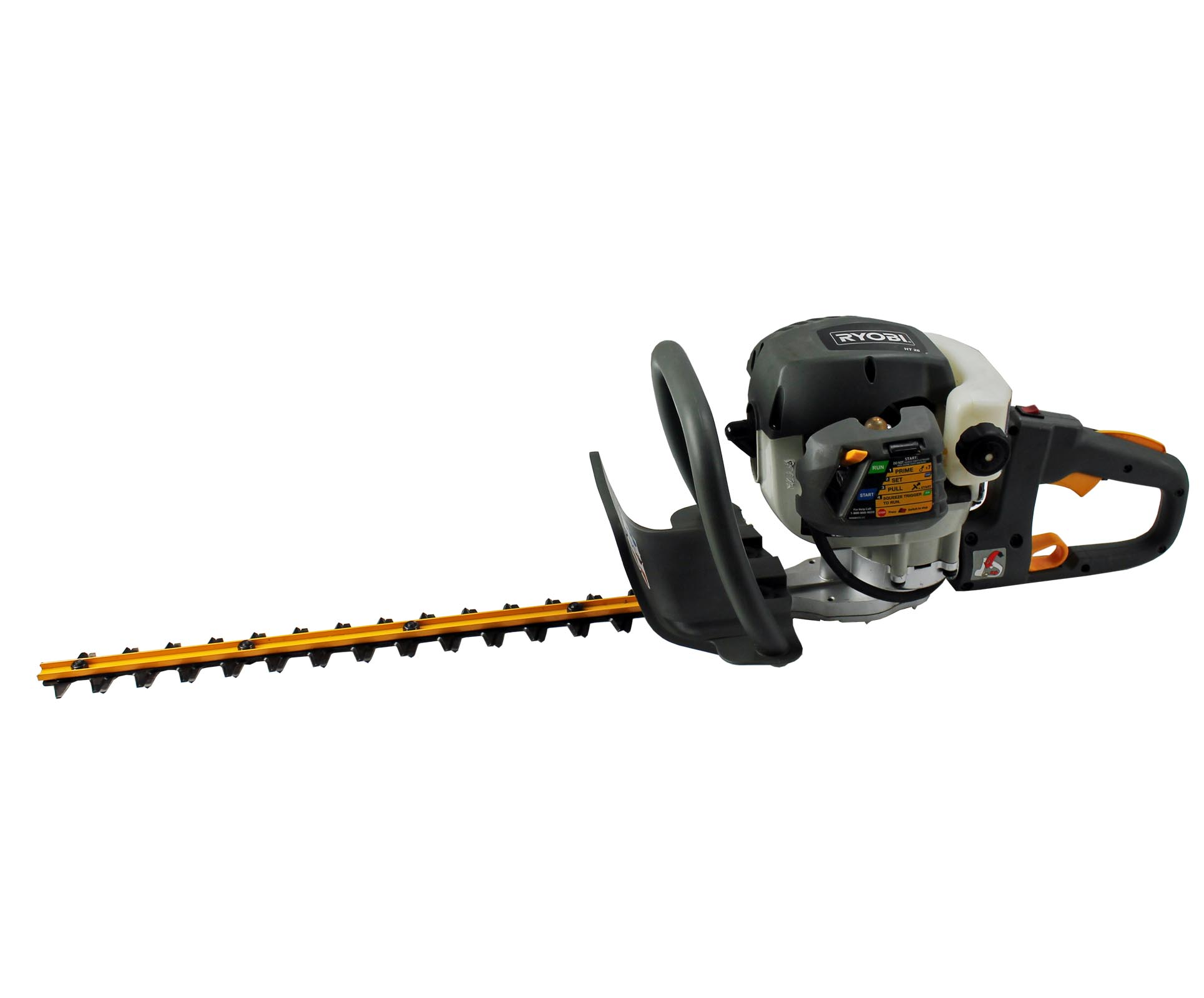 ZRRY39500�RYOBI RY39500 22-Inch 26cc Gas Powered Hedge Trimmer Saw (Refurbished)