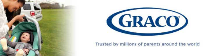 Graco - Trusted by millions of parents around the world. Available at vminnovations.com