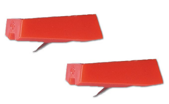 GTRS�Numark GTRS Stylus Needles for GrooveTool Cartridge (2 Pack)