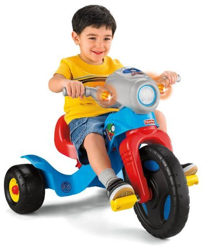 Fisher Price Thomas the Train Lights & Sounds Trike | T8822