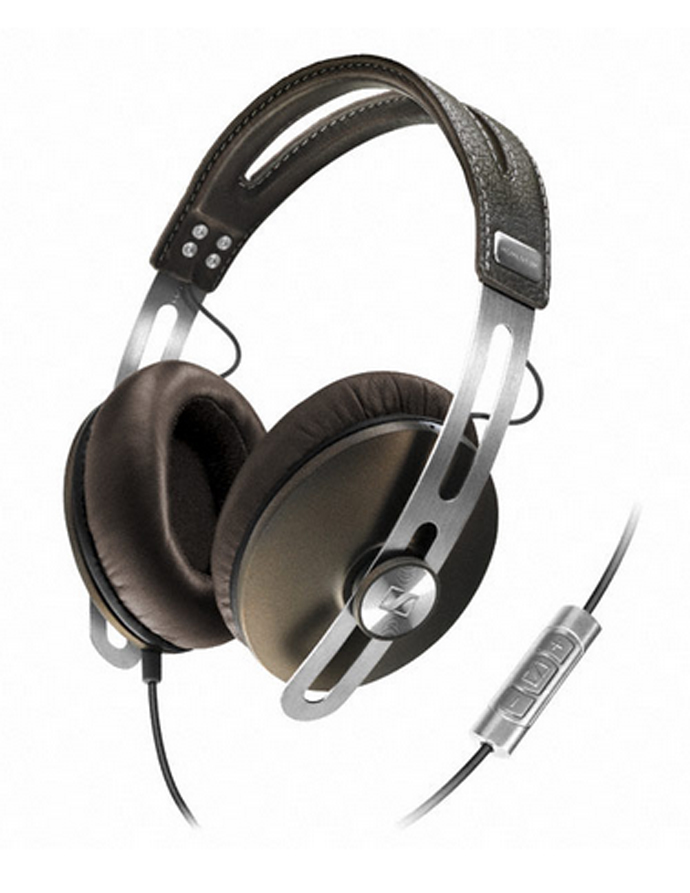 Sennheiser Momentum Closed Over Ear Headphone - Brown