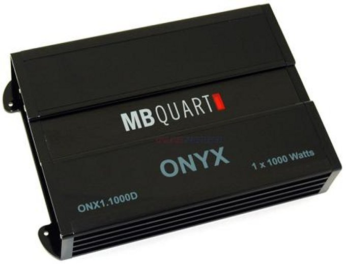 ONX11000D�MB QUART ONX1.1000D 1000W Mono D Amplifier