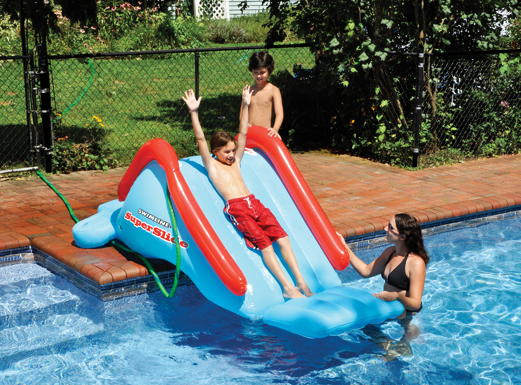 90809�Swimline 90809 Super Slide