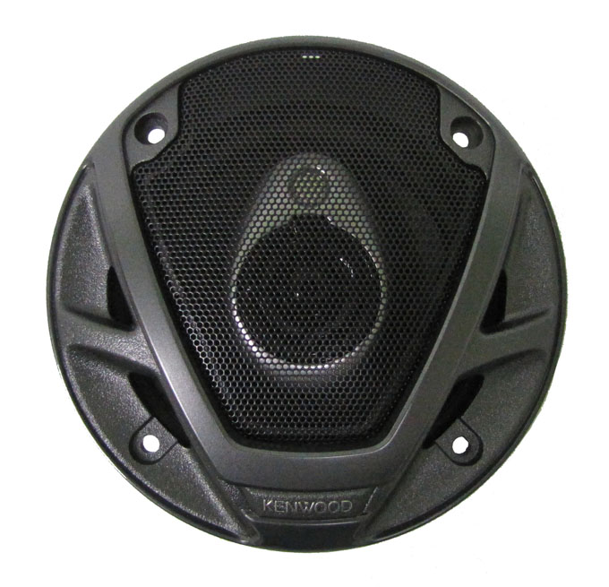 KFC1093PS�4) Kenwood KFC-1093PS 4-Inch 560 Watt 3-Way Car Audio Speakers KFC1093PS (2 Pair)