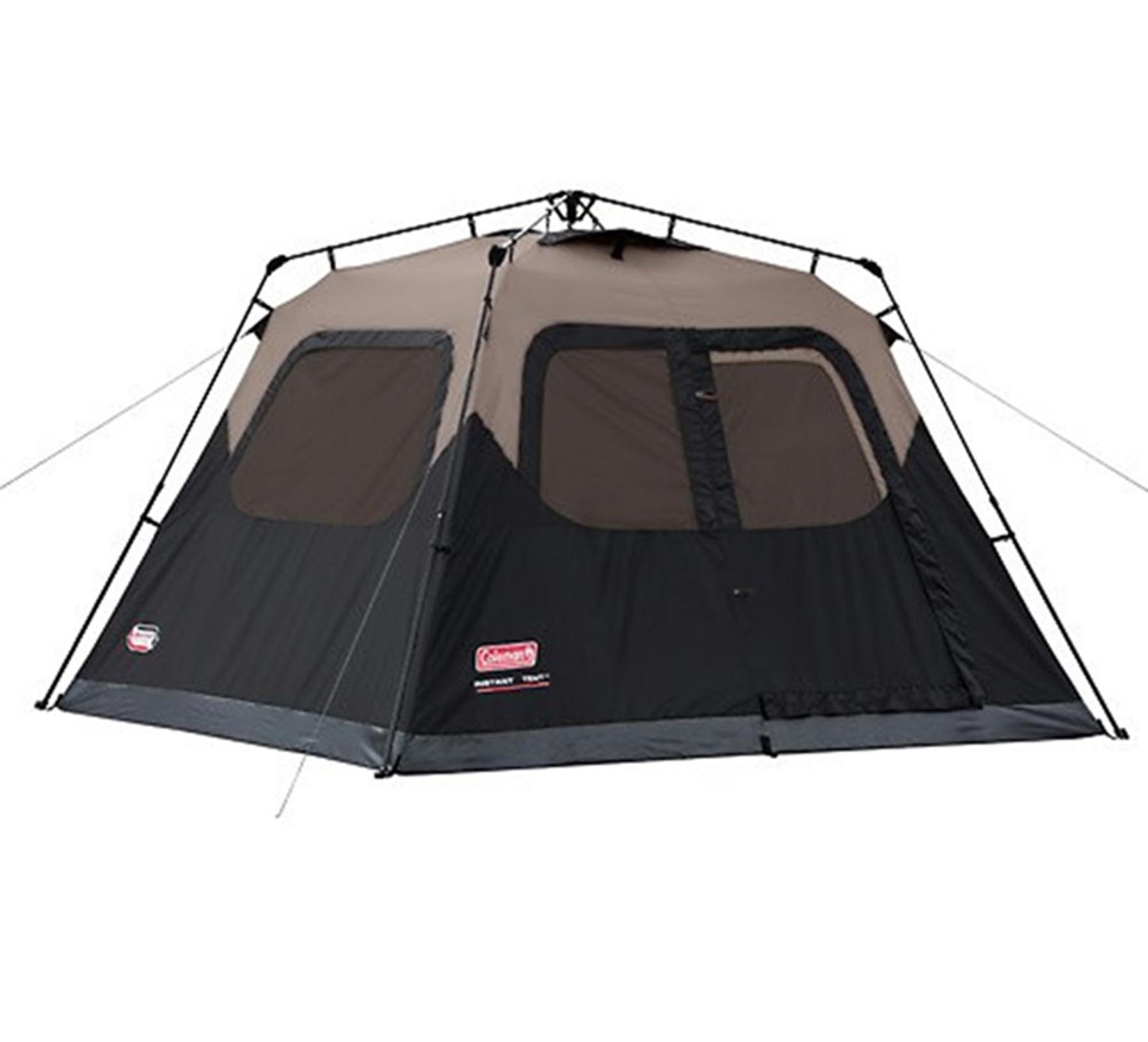 Coleman 6 Person Instant Tent w/ WeatherTec System - 10' x 9'
