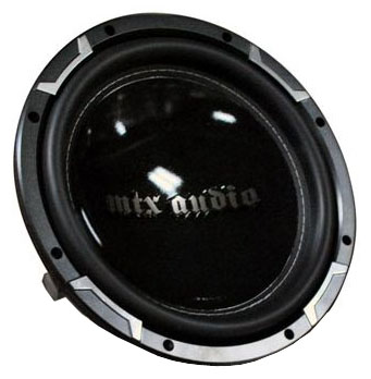 TR551004�MTX TR5510-04 Thunder 10-Inch 600 Watt Single 4-Ohm Subwoofers (Pair)