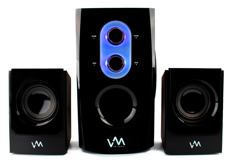 VM Audio 2.1 Home/Computer Multimedia System | VMCS21