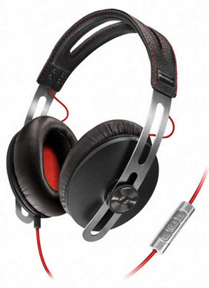 Sennheiser Momentum Closed Over Ear Headphone - Black