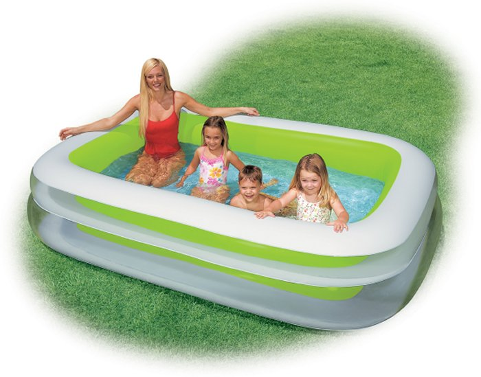 56483EP�Intex Swim Center Inflatable Family Pool | 56483EP