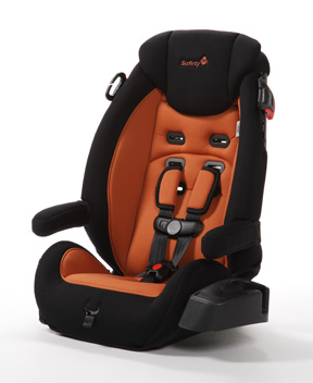 22564NTR�Safety 1st Vantage High Back Booster Car Seat (Nitron)