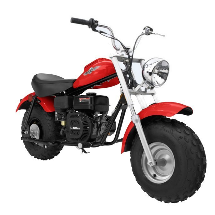 Baja-Bike�Baja MB200 196CC Gas Motorcycle
