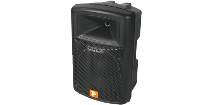 POWER-1501�Technical Pro 15-Inch 1200W Active PA Speaker System