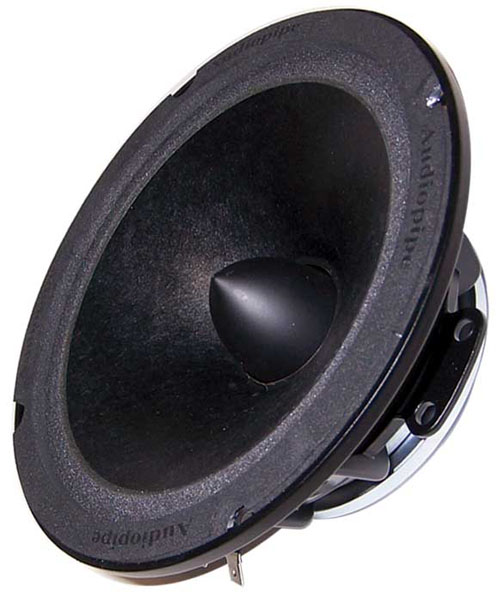 APMB6�Audiopipe APMB6 6-Inch 250W Low/Mid Frequency Speaker
