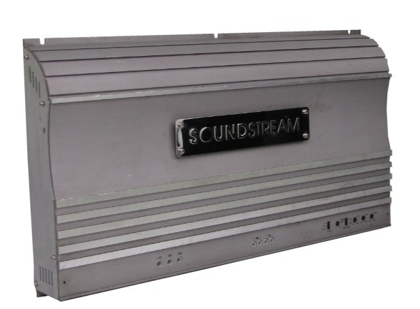 EGA-2440-RB�Soundstream EGA-2440 2 Channel 880W Amplifier Amp (Refurbished)