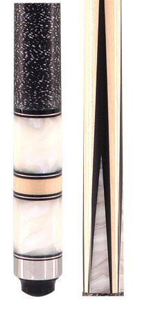 S25�McDermott S25 Star White Pearl Pool Billiards Cue Stick