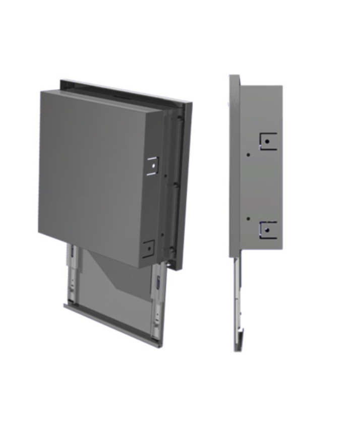 20710-WALLVAULT�Secure Logic 20710 Digital Keypad Wall Vault