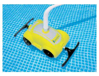 Intex Automatic Above Ground Swimming Pool Vacuum Cleaner 58948e