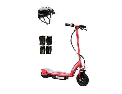 E 300 Electric Scooter Review