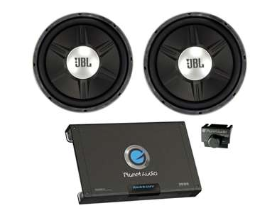 What size amp do i need for my 15inch subs?