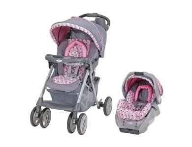 Graco Snugride Infant Car Seat Ally