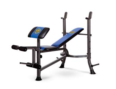 Marcy Standard Weight Bench Wm367